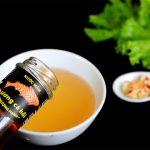 Nước mắm Chinsu với món ăn