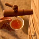 Những giọt nước mắm Nam Ngư Nhãn Vàng nguyên chất